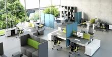 Một số lưu ý khi tiến hành thiết kế thi công nội thất văn phòng đẹp