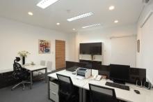 Thiết kế nội thất văn phòng không gian nhỏ chuyên nghiệp