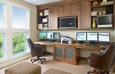 6 lời khuyên để có một thiết kế văn phòng làm việc tại nhà hiệu quả