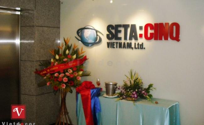Seta CINQ Việt Nam